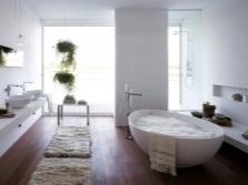 Овальная ванна по фен-шуй