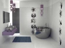 Правильная форма сантехники в ванной по фен-шуй