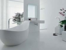 Формы сантехники в ванной по фен-шуй