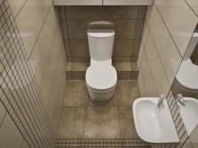 Планирование дизайна туалета