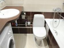 Санузел совмещенный с ванной - преимущества