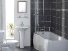 Плюсы совмещенного санузла с ванной комнатой
