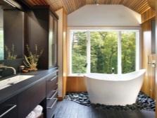 дизайн ванной комнаты элегантный