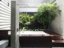 Правила размещения растений в ванной комнате