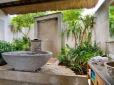 Тропические растения для ванной