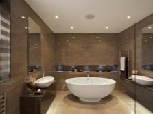 Лучшая кафельная плитка для ванной - рекомендации специалистов
