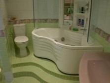Стоит ли объединять санузел с ванной комнатой