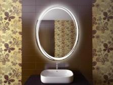 Выбор зеркала для ванной комнаты
