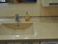 Искусственные каменные раковины для ванной