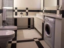 Покупка встраиваемой мебели для ванной со стиральной машиной