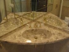 Искусственная каменная акриловая раковина