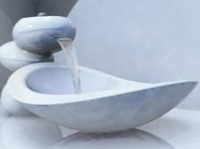 Форма раковин из искусственного камня