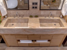 Раковины для ванной из натурального камня мрамора