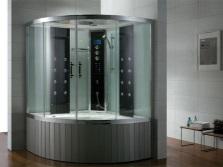 Душевая кабина комбинированная с ванной
