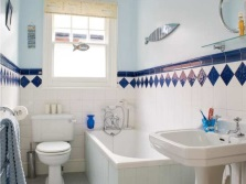 Персонализация ванной комнаты