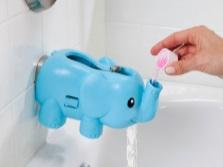 Слон - насадка на смеситель для детей
