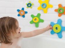 Детские наклейки в ванной комнате