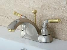 Двухвентильные смесители для ванной и их устройство