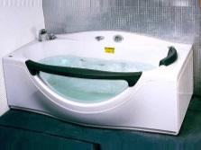 Ванна Apollo со стеклянной вставкой