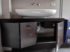 Достоинства тумбочек под раковину для ванной