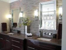 Размеры зеркал в ванную