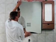 Зеркало с обогревом в ванную комнату