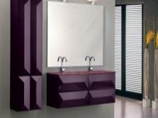 Материалы для мебели из Италии в ванную комнату