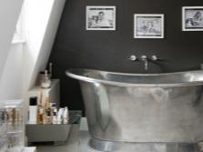 Преимущества металлической ванны