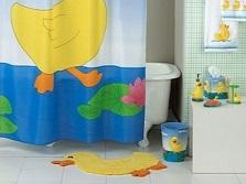 Дизайн ванного коврика для детей