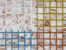 Затирка для мозаики в ванной
