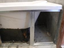 Каркас для акриловой ванны