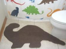 Рекомендации по дизайну вязанного крючком коврика для ванной