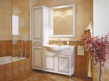 Ассортимент мебели для ванной от Леруа Мерлен