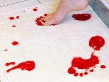 Коврики для ванной меняющие цвета