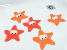 Виниловые мини-коврики для ванной