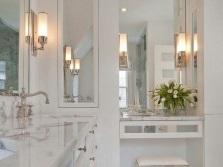Советы по выбору настенных светильников в ванную