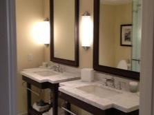 Рекомендации при выборе настенных светильников в ванную
