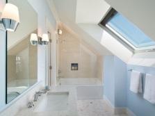 Пристенные светильники для ванной