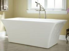 Формы отдельностоящих ванн