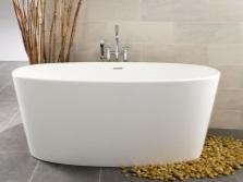 Форма отдельностоящей ванны