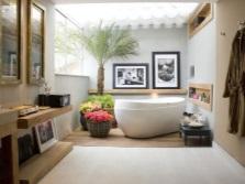 Функции отдельностоящей ванны