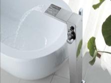 Напольный смеситель для отдельностоящей ванны