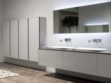 Мебель для ванной комнаты от бренда Antonio Lupi