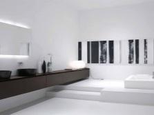 Мебель для ванной комнаты от Antonio Lupi