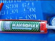 Силиконовый герметик Makroflex