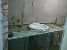 Столешница из гипсокартона своими руками в ванной