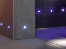 Врезные точечные влагозащищенные светильники в ванную комнату