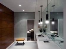 Выносные точечные влагозащищенные светильники в ванную комнату