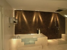 Советы по выбору точечных влагозащищенных светильников в ванную комнату