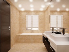 Рекомендации по выбору точечных влагозащищенных светильников в ванную